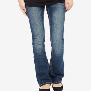 Motherhood Boot Cut Maternity Jeans